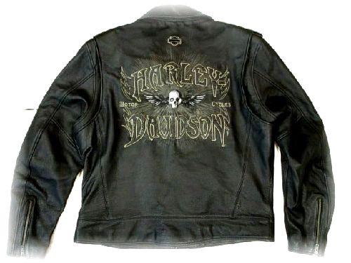 Harley-Davidson ハーレーダビッドソン  ライダースジャケット