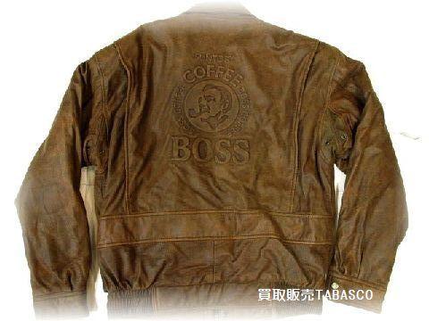 オリジナル BOSSジャン G-1