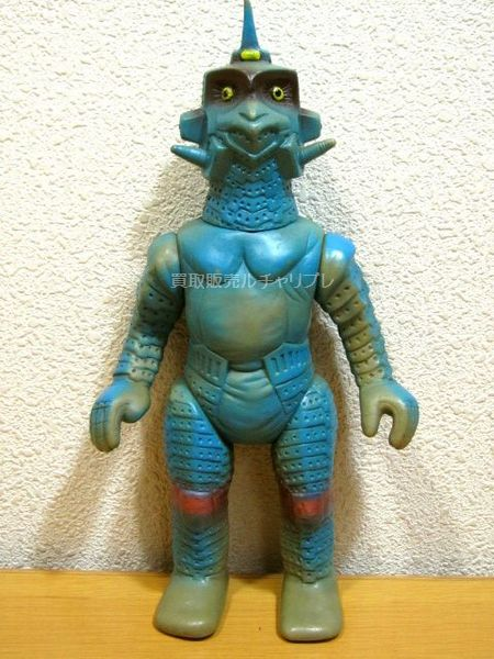 ブルマァク ソフビ カプセル怪獣 ウインダム/ウルトラセブン怪獣