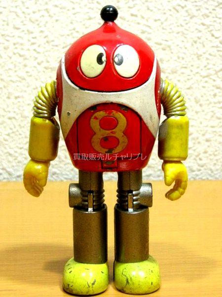 ポピー 超合金 ロボットはっちゃん