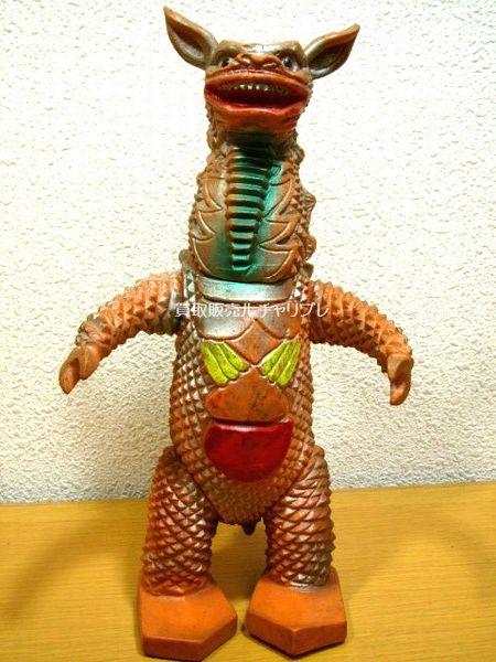 ブルマァク ソフビ 脳波怪獣 ギャンゴ/ウルトラ怪獣