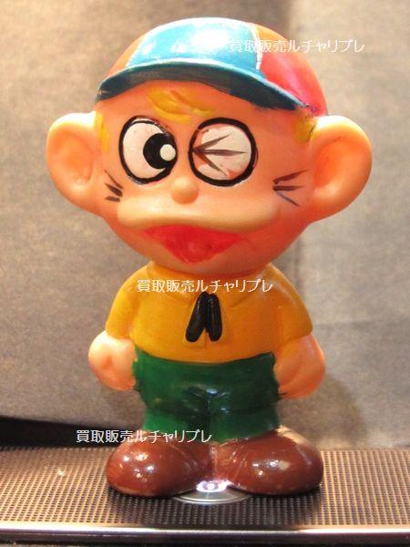 少年画報社 怪物くん ウインク タカトク ソフビ人形