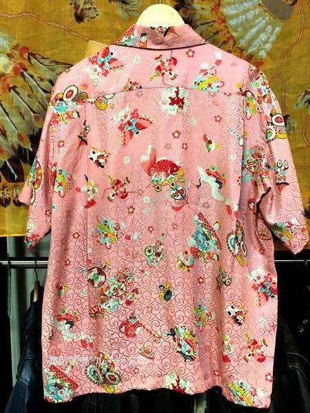 Pagong パゴン シルク アロハシャツ