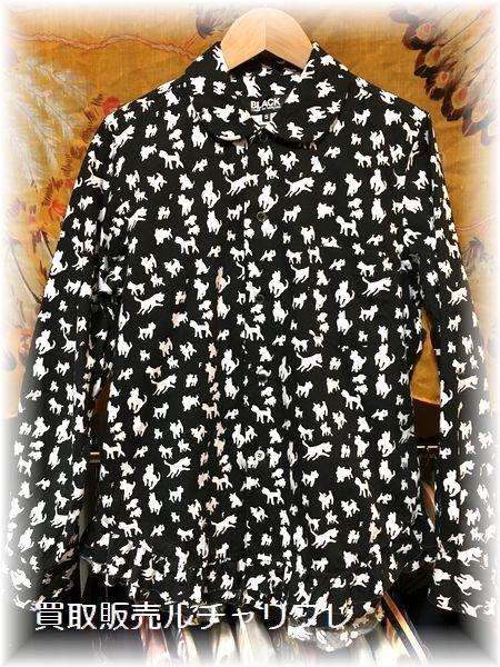 BLACK COMME des GARCONS ブラックコムデギャルソン シャツ