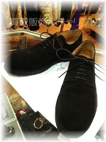 ビューティー&ユース/ユナイテッドアローズ 5eyelet SUEDE OXFORD 靴