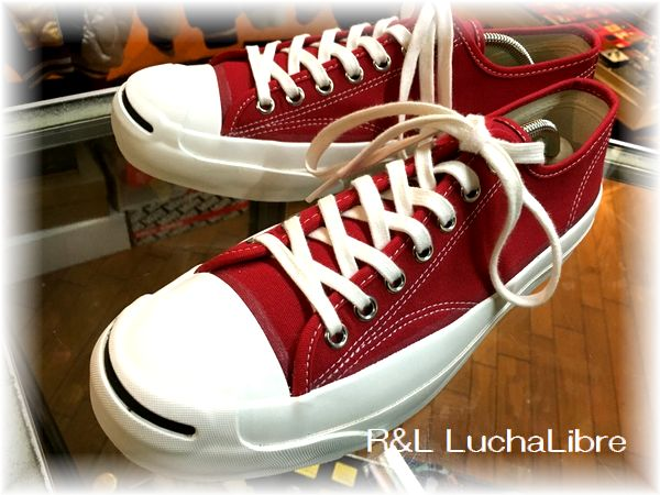 CONVERSE Addict コンバース アディクト JACK PURCELL CANVAS ジャ