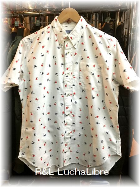 Sun Surf サンサーフ SHORT SLEEVES OXFORD B.D. SHIRTS