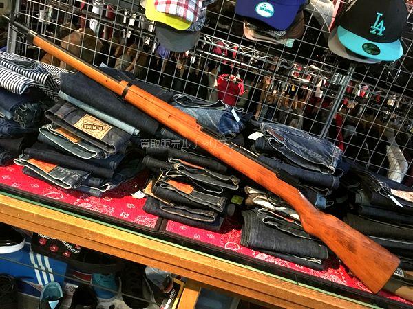 タナカ ワークス 三八式歩兵銃 Arisaka type 38 rifle モデルガン