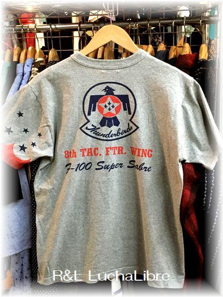 BUZZ RICKSON'S バズリクソンズ Tシャツ