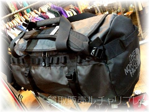 THE NORTH FACE ノースフェイス  BASE CAMP DUFFEL M 72L