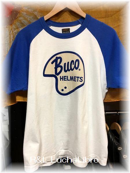 THE Real McCOY'S リアルマッコイズ Buco Tシャツ