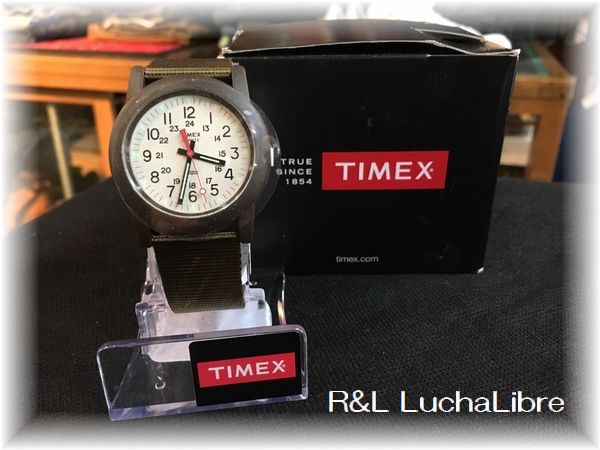 TIMEX タイメックス Camper キャンパー