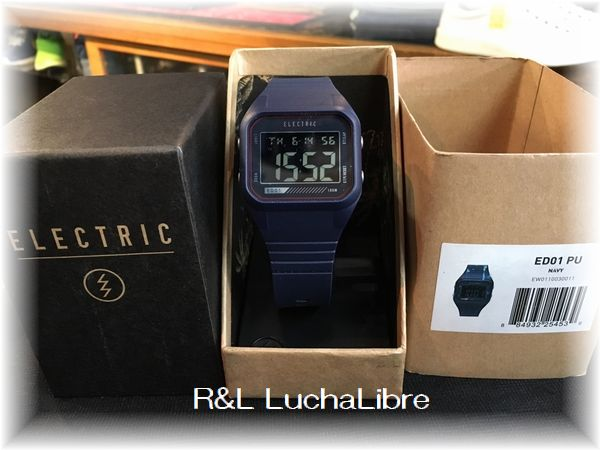 ELECTRIC エレクトリック WATCHES ED01 PU