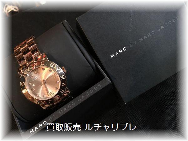 マークバイ マークジェイコブス 腕時計