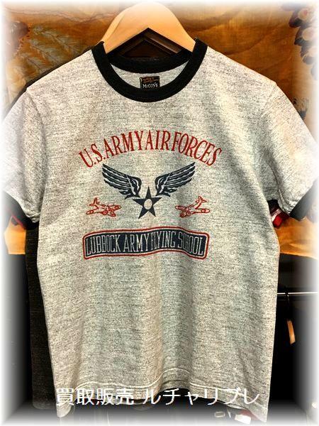 THE REAL McCOY'S ザリアルマッコイズ Tシャツ
