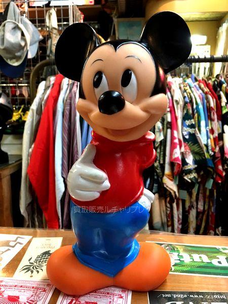 iLLCO TOY(イルコ・トイ)製 ミッキーマウス コインバンク