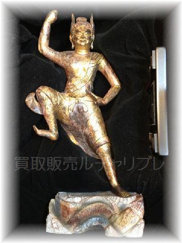 TanaCOCORO [掌] 仏像フィギュア 蔵王権現
