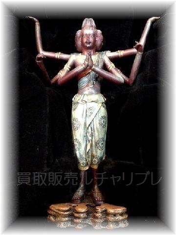BuddhismArt ブディズマート 阿修羅像