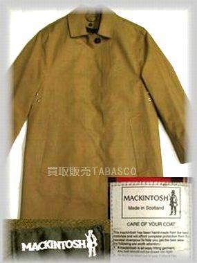 MACKINTOSH マッキントッシュ コート