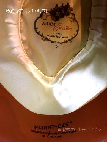 ADAM HAT アダム Executive Quality エグゼクティブ フェドラハット