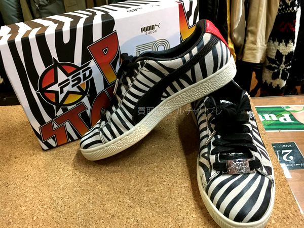 PUMA SUEDE CLASSIC 50周年 PAUL STANLEY KISS