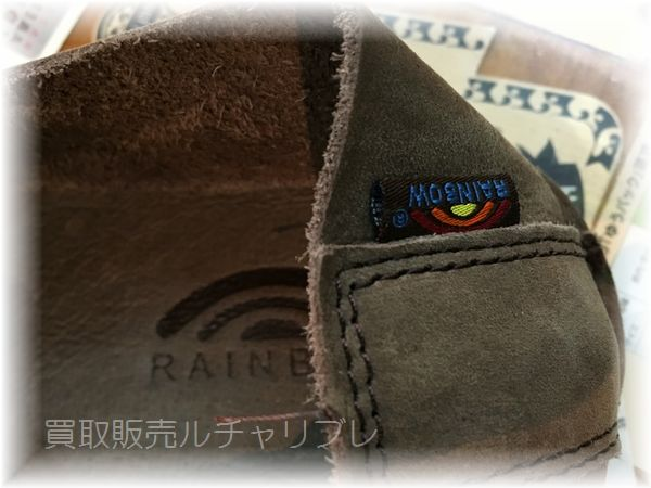 RAINBOW SANDALS  THE MOCCA SHOE ザ モカシュー