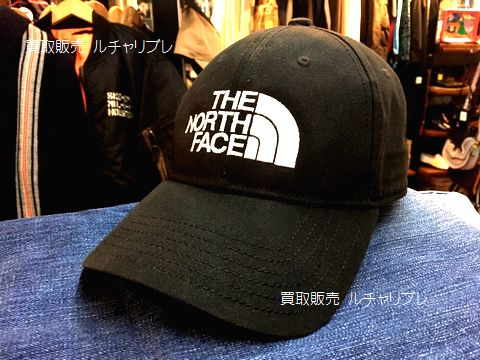 THE NORTH FACE TNFロゴキャップ