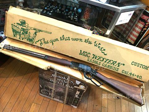MGC モデルガン WINCHESTER/ウィンチェスター M73