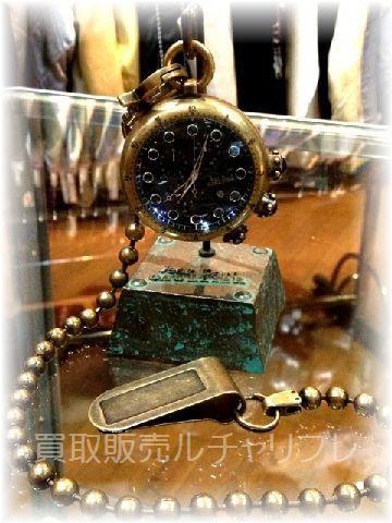 Jean Paul GAULTIER ジャンポール ゴルチエ  懐中時計