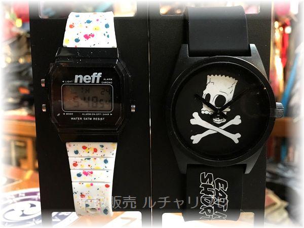 neff ネフ 腕時計