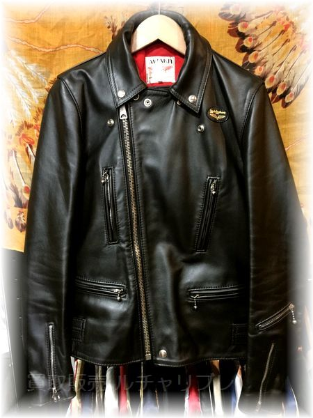 Lewis Leathers LIGHTNING TIGHT FIT ライダース