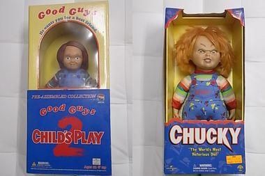 Child's Play 「Good Guys」と「CHUCKY」