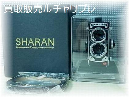 MegaHouse SHARAN 「ローライフレックス 2.8F 2眼レフ」