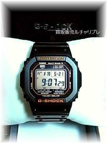 G-SHOCK 電波ソーラー GW-M5600R